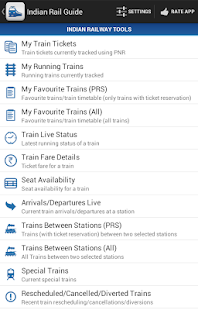App Indian Rail Guide APK for Windows Phone