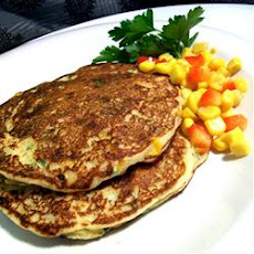 Corn Potato Pancakes