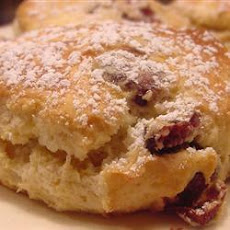 Raisin Tea Biscuits