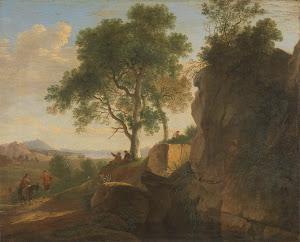 RIJKS: Herman van Swanevelt: painting 1643