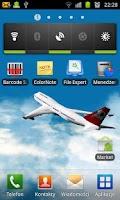 Screenshot of The Flight Live Wallpaper