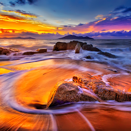 Golden angle by Dany Fachry - Landscapes Beaches
