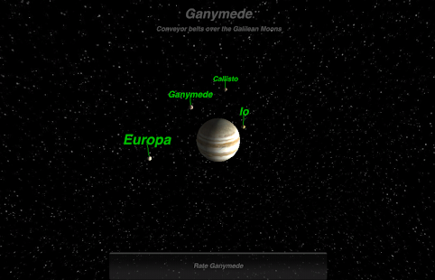 Ganymede Free - screenshot