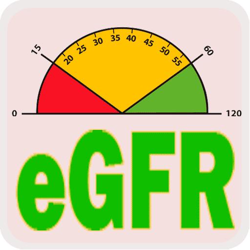 GFR & BSA Calculator LOGO-APP點子