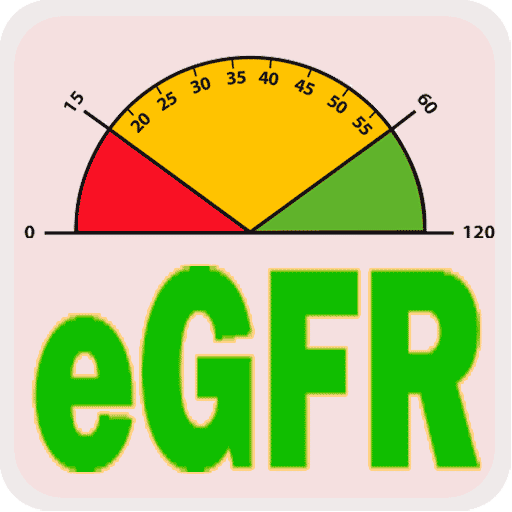 GFR & BSA Calculator 醫療 App LOGO-硬是要APP
