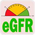 GFR & BSA Calculator icon