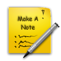 Make-A-Note icon