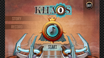 Screenshot of Khaos (Lite Version)