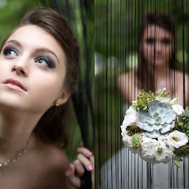 by Alex Ciprian - Wedding Bride