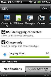 WiFiShare : Share Files Freely Screenshot