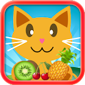 QCat - Toddler's game: Fruit icon