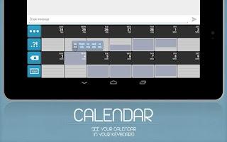 Screenshot of Siine Shortcut Keyboard