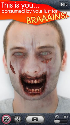 zombiebooth for android screenshot