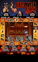 Screenshot of Halloween Slot Machine HD