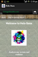 Screenshot of HELABASA - Sinhala Sri Lanka
