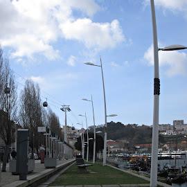Outra perspetiva by Lia Ribeiro - City,  Street & Park  Amusement Parks