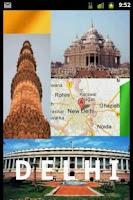 Screenshot of DelhiInfo - Delhi Information