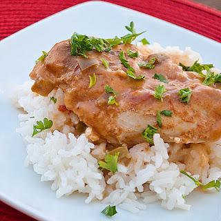 Chicken Salsa Mushrooms Recipes