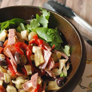 Antipasto Salad Feta Recipes