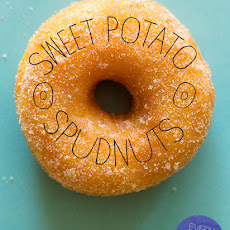 Sweet Potato Spudnuts