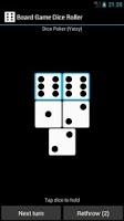Screenshot of Board Game Dice Roller