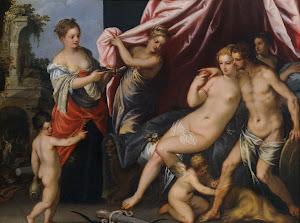 RIJKS: Hans Rottenhammer (I): painting 1604