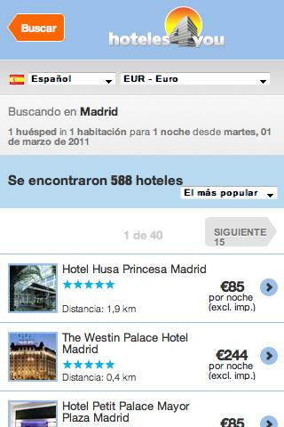 Hoteles4You