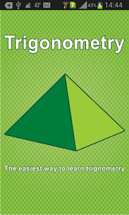 Mobile Trigonometry - screenshot