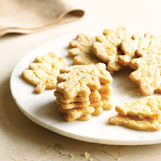 Vanilla-bean Leaf Cookies