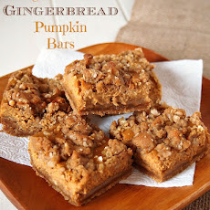 Gingerbread Cookie Bars {traditional and gluten free recipes} Recipe ...