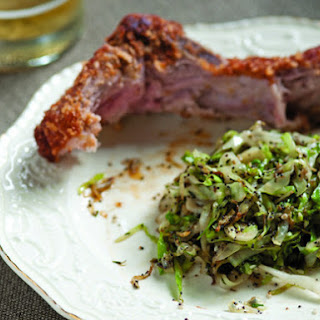 Crispy Cabbage With Poppy Seeds From 'The New Midwestern Table'