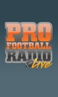 Screenshot of Pro Football Radio