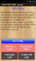 Screenshot of Nghệ Thuật Sống( Rất Bổ Ích)