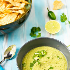 Houston-Style Green Salsa