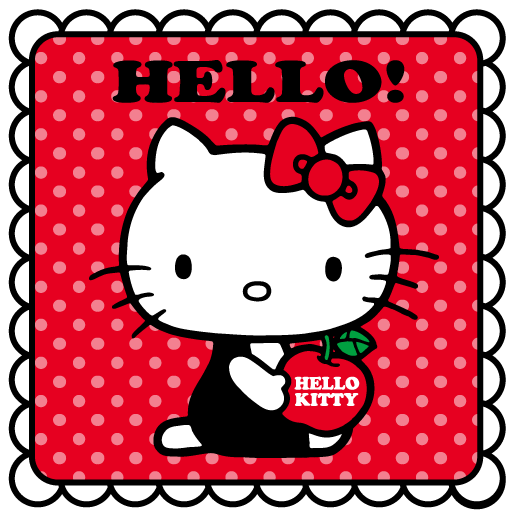 HELLO KITTY Theme3 LOGO-APP點子