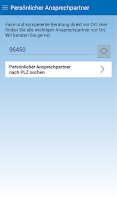 Screenshot of VRK Hilfe
