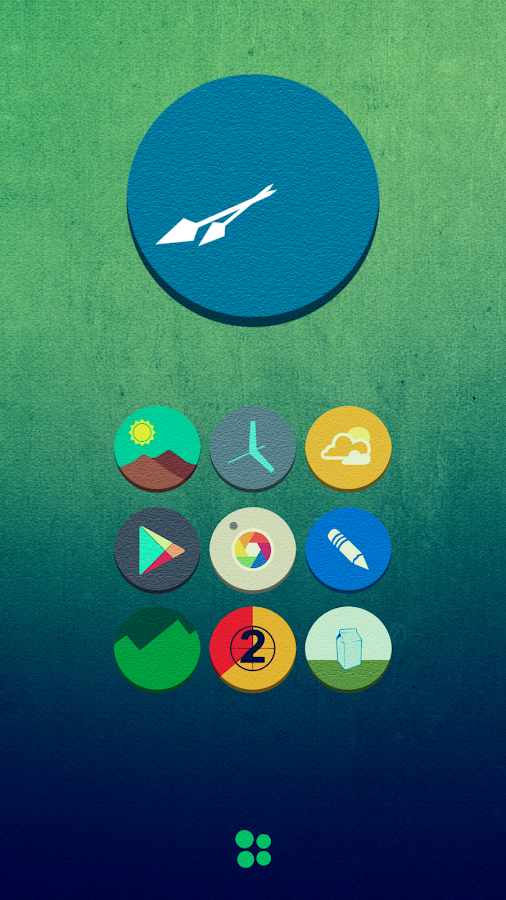 Atran - Icon Pack Screenshot 5