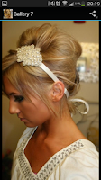 Screenshot of Wedding Hairstyles