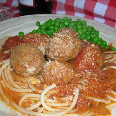 Slow Cooker Meatballs and Sauce