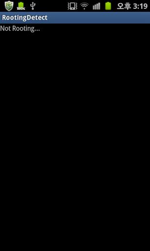 Rooting Detector