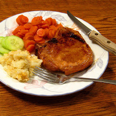 Tender Oven Baked Pork Chops