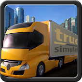 Truck Simulator 3D APK for Bluestacks