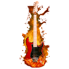 Virtual Electric Guitar icon