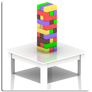 DropDown Block 3D Icon