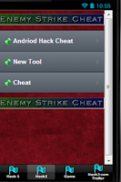 Screenshot of Enemy Strike Cheat