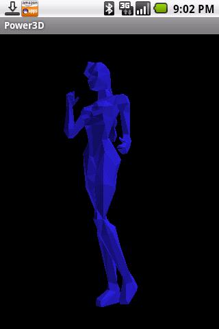MS3D查看3D