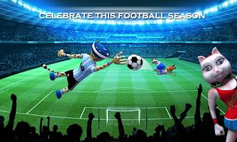 Screenshot of Wild Soccer 3D