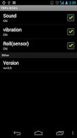 Screenshot of RPG DICES