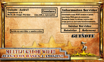 Screenshot of Cards Game Guinote