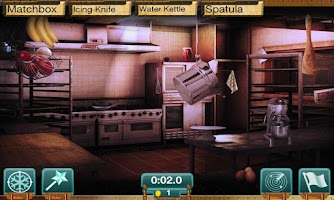 Screenshot of Hidden Object Friends FREE